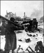 stalingrad in the war