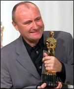 Phil Collins and Oscar