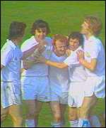 Leeds players in Revie heyday