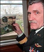 Retiring General Romeo Dallaire
