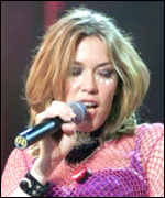 Catatonia's Cerys Matthews