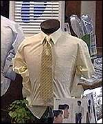 Shirt sales set to rise during sweaty summer months