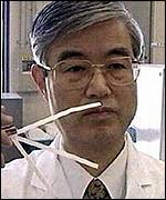 Dr Nakamura: Japan's most sensitive nose?
