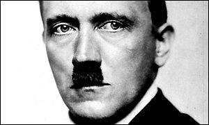 Adolf Hitler: Decided matter with Heinrich Himmler