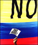 No Mas Farc