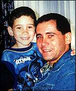 Elian and his father