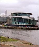 Salford centre