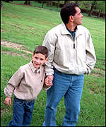 Juan Miguel and Elian Gonzalez