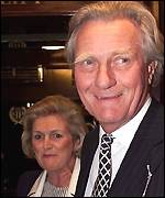 Mr and Mrs Heseltine