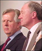 steve norris and ken livingstone