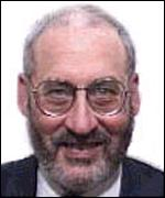 former World Bank chief economist Joe Stiglitz