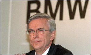 BMW boss Milberg bolsers his position