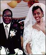 Mugabe and Grace