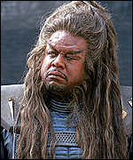 Forest Whitaker in Battlefield Earth