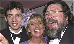 The Royle Family stars Ralf Little, Sue Johnston and Ricky Tomlinson
