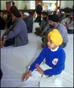 Sikhs in Hounslow