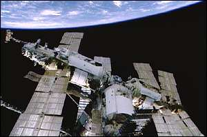 russian mir space station crash - photo #9