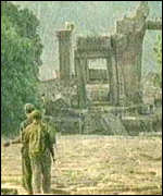 [ image: Stronghold of Anlong Veng: fell to government troops]
