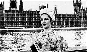 Liz in London, 1963