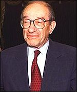 Greenspan rarely speaks on trade issues
