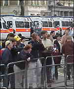 Downing Street tourists