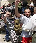 Jubilation as al-Khiam prisoners are freed