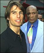 Tom Cruise and Ving Rhames