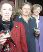 Margaret Beckett, Mo Mowlam and Ann Taylor