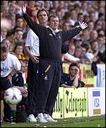Bradford manager Paul Jewell