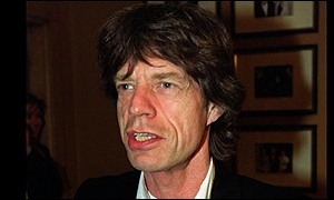 Mick Jagger joined friends and family at the funeral of his mother, Eva