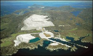 Essay/Term paper: Should the harris superquarry go ahead?