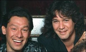 Alex And Eddie Van Halen