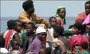 Congolese refugees
