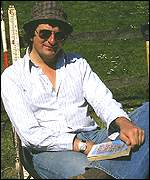 Douglas Adams in 1980