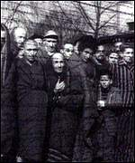 Concentration camp victims