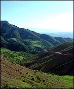 Karabakh: A mountainous region