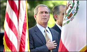 an evaluation of the 2000 us presidential battle between george w bush and al gore