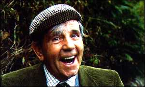 Sir Norman in Last of the Summer Wine