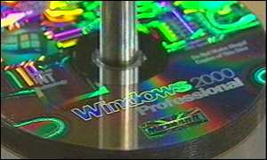 Windows disc