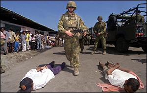 an overview of the american involvement in the east timor conflict List of military operations edit  — deployment of australian military forces to east timor  australian defence force's involvement in the.