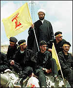 Hezbollah forces