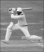 Clive Lloyd batting in 1980