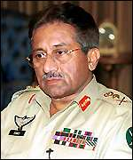General Pervez Musharraf
