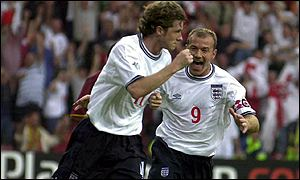 Alan Shearer and Steve McManaman