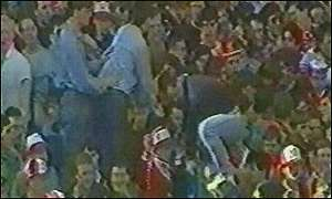 Scenes of Hillsborough captured on film