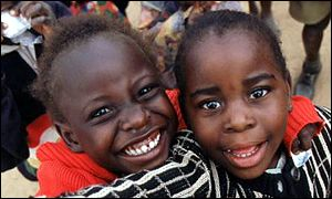 African Aids orphans