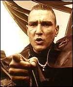 Jones in the film Lock, Stock and Two Smoking Barrels