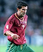 Luis Figo is hot property