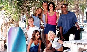 Success after success for S Club 7