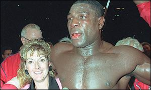 Laura and Frank Bruno